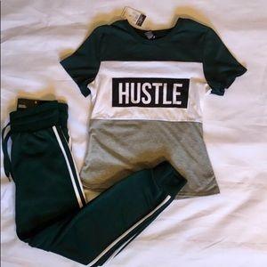 Rue 21 Track Suit Hustle